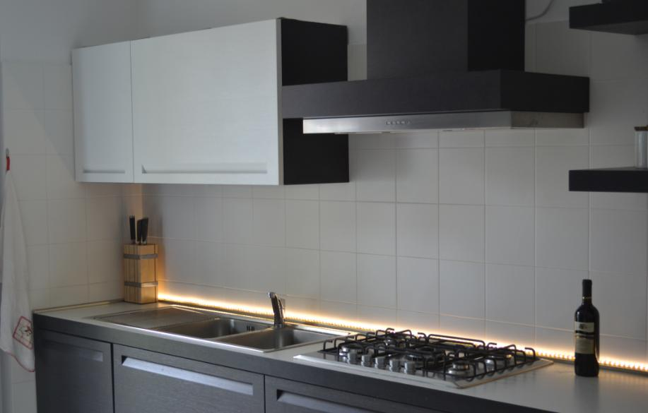 Beautiful Striscia Led Sottopensile Cucina Photos